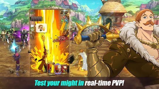 The Seven Deadly Sins: Grand Cross Full Apk Download 5