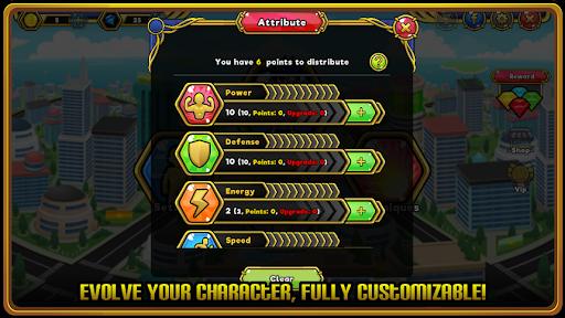 Crystalverse - Anime Fighting Online  screenshots 13