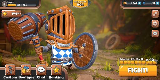 Big Helmet Heroes apkpoly screenshots 9