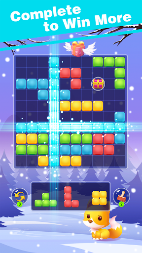 Block Puzzle: Lucky Game  screenshots 2