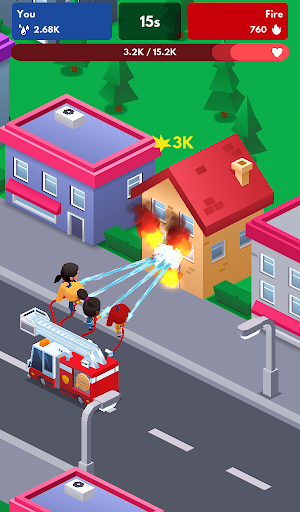 Idle Firefighter Tycoon - Fire Emergency Manager 0.14 screenshots 21