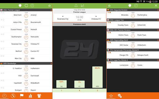 Futbol24 u2013 soccer live scores & results 2.46 Screenshots 7