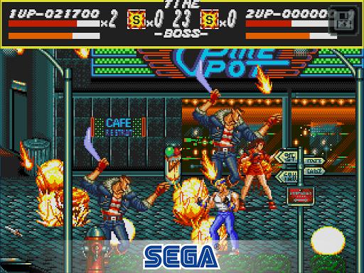 Streets of Rage Classic 6.2.0 screenshots 7