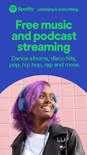 Spotify: Listen to new music and play podcasts 1