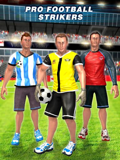 Real Football Player: Soccer Strike League Game 1.7 screenshots 8