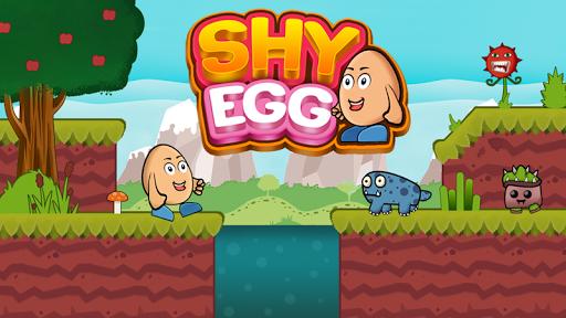 Shy Egg - Super Adventure apkmartins screenshots 1