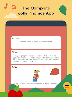 Jolly Phonics Lessons 3.4 Screenshots 9