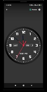Analog Clock Live Wallpaper