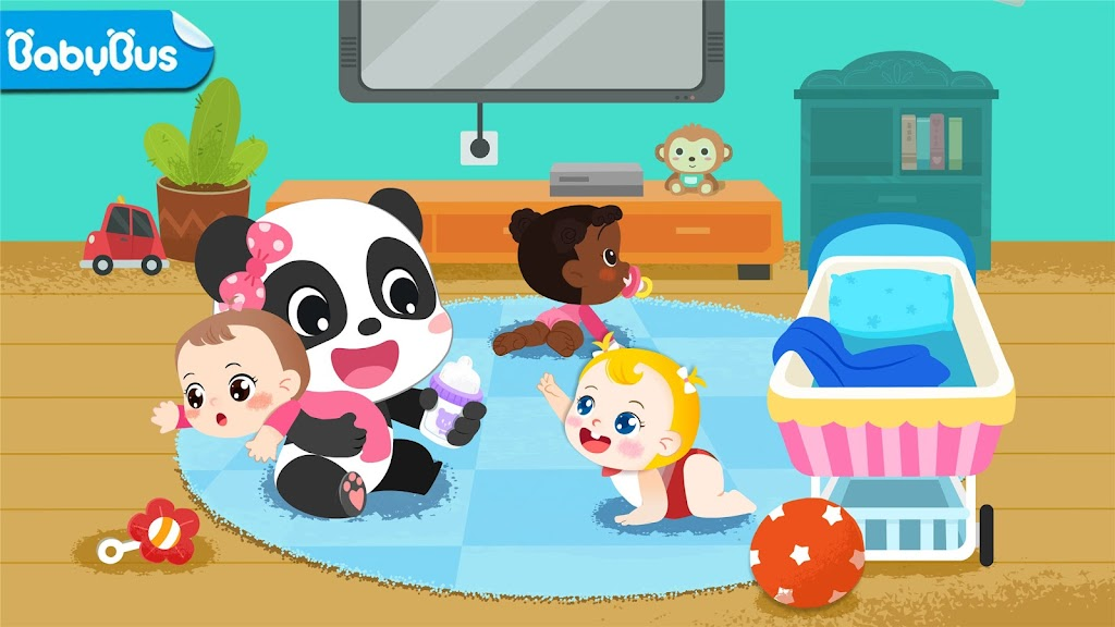 Baby Panda Care 2 poster 11