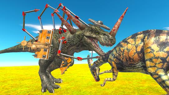 Animal Revolt Battle Simulator (Official) Mod Apk 1.0.9 (A Lot of Gold Bars) 1