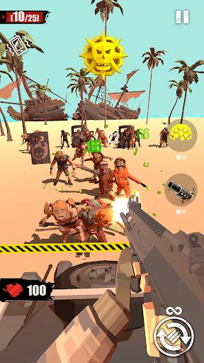 Merge Gun: Shoot Zombie 2.7.7 screenshots 5