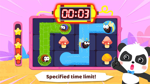 Little Panda's Pet Line Puzzle  screenshots 2