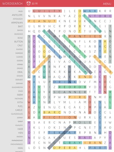 Word Search 4.99.4 screenshots 17