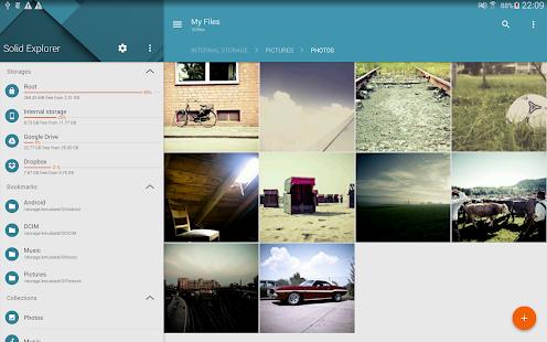 Solid Explorer File Manager Screenshot