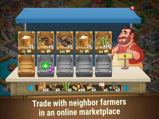 Farm Dream - Village Farming Sim modavailable screenshots 9