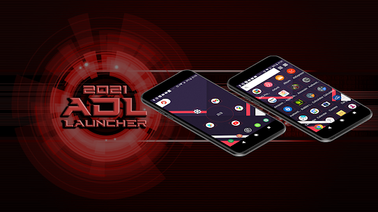 ADL Launcher 2021 Pro For Android 1