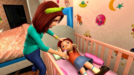 Virtual Mother Game: Family Mom Simulator screenshots 1