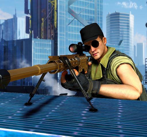 FPS Sniper 3D Gun Shooter :Shooting Games  screenshots 6
