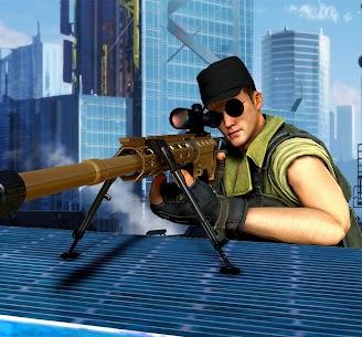 FPS Sniper 3D Gun Shooter :Shooting Games 6
