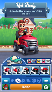 It's Literally Just Mowing 1.17.0 (Mod Money)