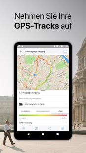 Guru Maps - Offline-Karten & Navigation Screenshot