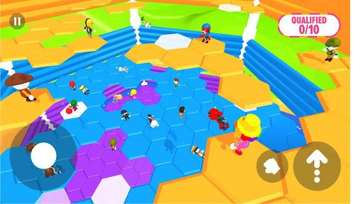 Party Royale: Do not fall - Fun 3D Games  Screenshots 4