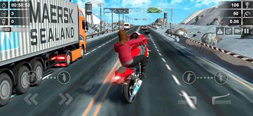 Road Rash 3D: Smash Racing apkpoly screenshots 12