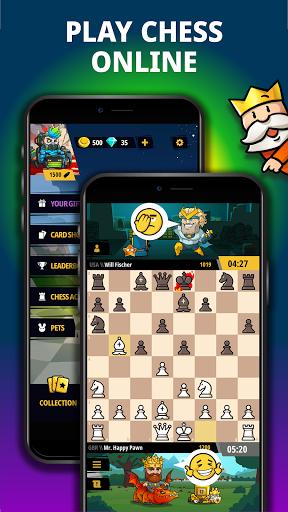 Chess Universe - Play free chess online & offline apkmartins screenshots 1