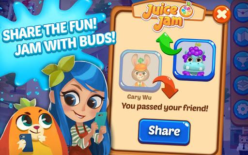Juice Jam - Puzzle Game & Free Match 3 Games Apkfinish screenshots 15