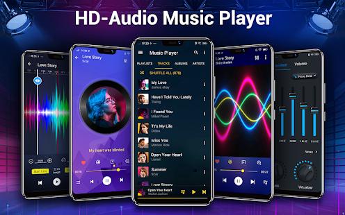 Music Player - Bass Booster & Free Music 2.6.0 Screenshots 14