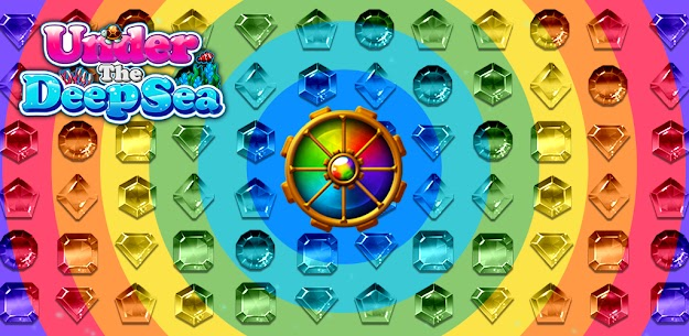 Under the Deep Sea: Jewel Match3 Puzzle 1