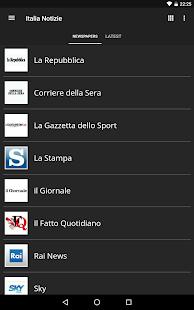 Italia News | Italia Notizie 7.2.1 Screenshots 13