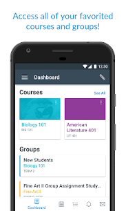 Canvas Student App for Windows 10,8,7 PC 1