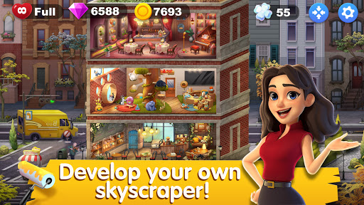 Matching Tower apkpoly screenshots 8