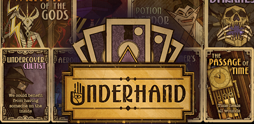 Screenshot of Underhand