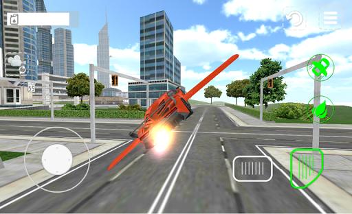 Flying Car 3D 2.7 Screenshots 11