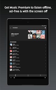 YouTube Music - Stream Songs & Music Videos Screenshot