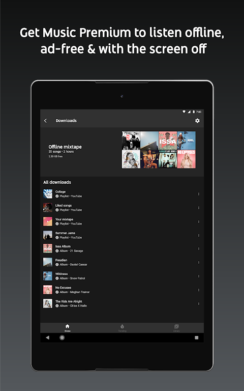YouTube Music poster 14