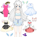 Vlinder Princess - ファッション 着せ替えゲーム キャラクター作成