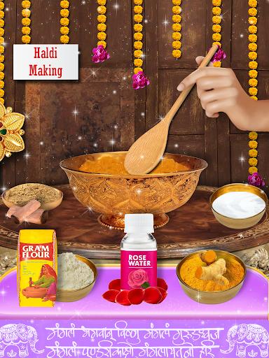 Royal Indian Wedding Rituals and Makeover Part 1 21.0.2 screenshots 12