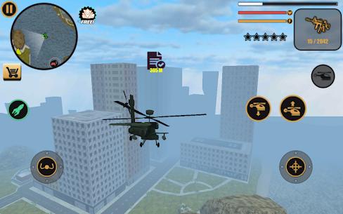 Miami crime simulator MOD APK (Unlimited Money) 3