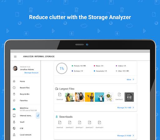File Commander - File Manager & Free Cloud  Screenshots 13