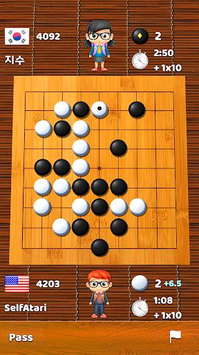 Go - Learn & Play - Baduk Pop (Tsumego/Weiqi Game) modiapk screenshots 1