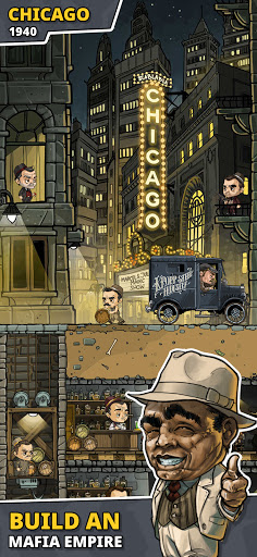 Idle Mafia Boss: Cosa Nostra 1.4.16.1 screenshots 2