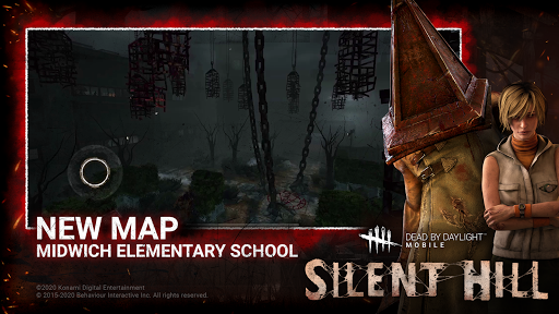 Dead by Daylight Mobile - Multiplayer Horror Game  screenshots 2