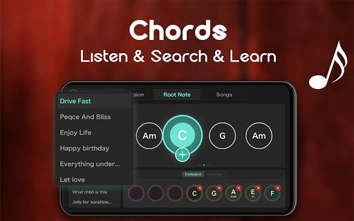 Real Guitar - Free Chords, Tabs & Music Tiles Game 1.5.4 Screenshots 15