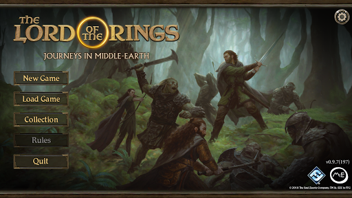 The Lord of the Rings: Journeys in Middle-earth  Screenshots 9