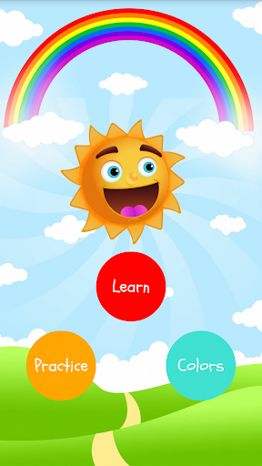 Learn Colors: Baby learning games 1.8 screenshots 1