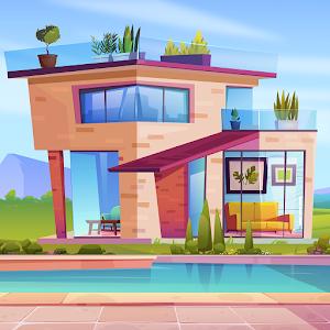 Merge Decor  House design and renovation game