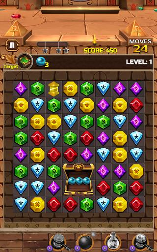 Jewel Ancient 2: lost tomb gems adventure screenshots 24